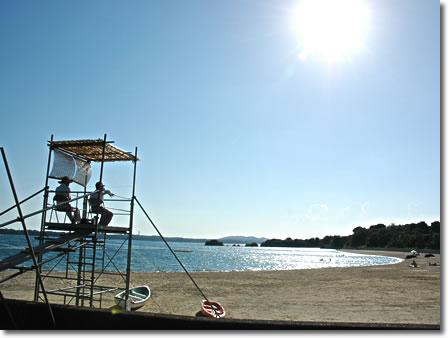 次郎六郎海水浴場5