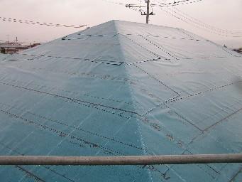 屋根防水シート