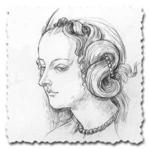 Mary Magdalene 模写
