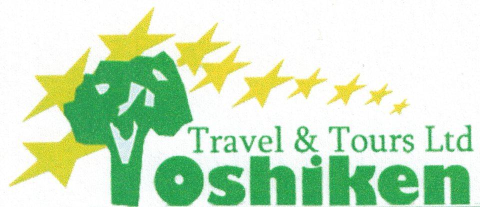 こちらがヨシケントラベル&ツアーズのロゴ