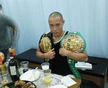 チャンピオン 東洋 太平洋