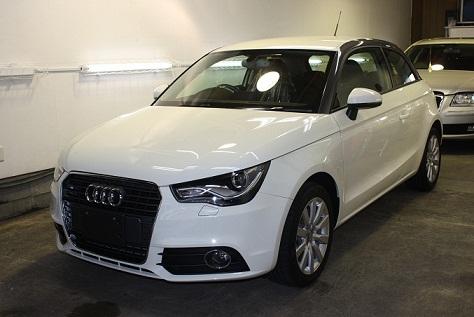 Audi A1 ボディー