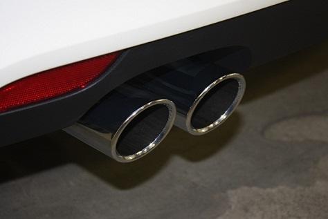 Audi A1 マフラーカッター