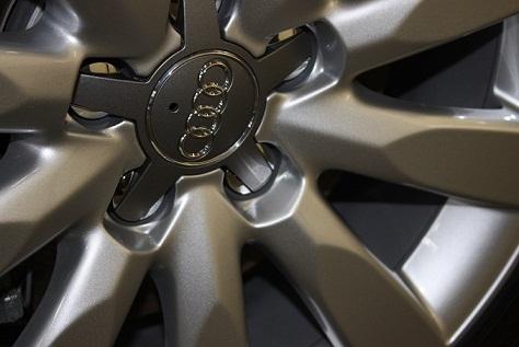 Audi A1 ホイール