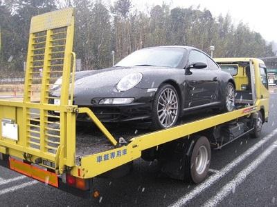 911 積載車