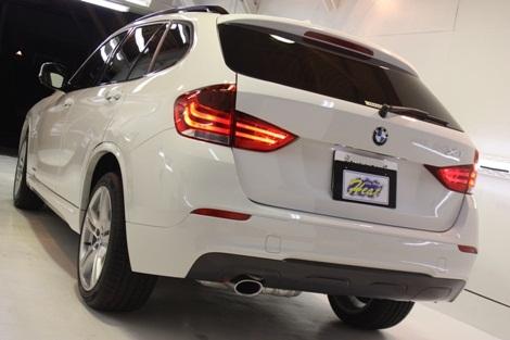 BMW X1 リア