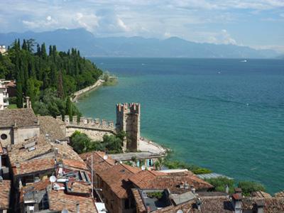 イタリア-ガルダ湖