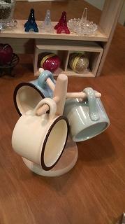 ホーロー風マグカップ