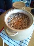 土鍋炊き込みご飯