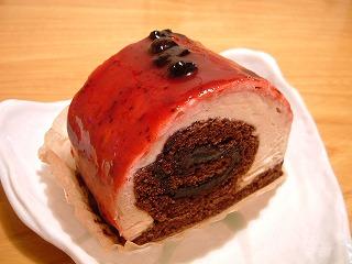 お米のケーキ