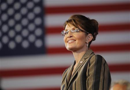 アメリカ共和党副大統領候補サラ・ペイリン