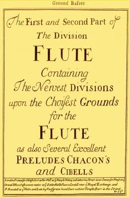Divisions Flute