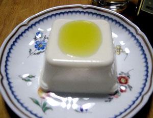 豆腐とオリーブオイルなら、健康百倍!