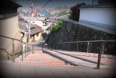 山中田坂2