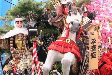 盛岡秋祭り2