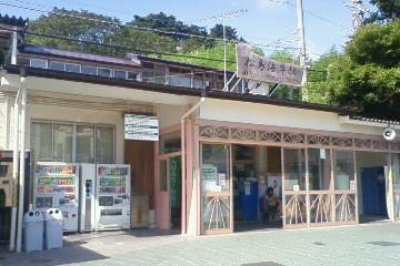 松島海岸駅1