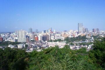 仙台城跡1