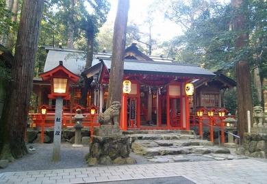 椿岸神社1