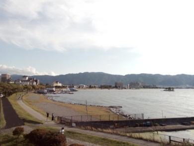諏訪湖10