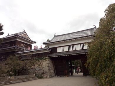 上田城跡1
