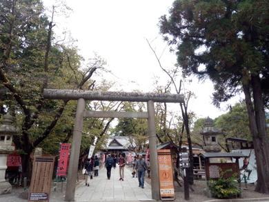 眞田神社1