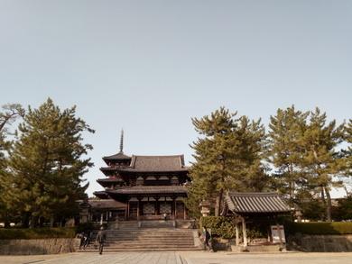 法隆寺10
