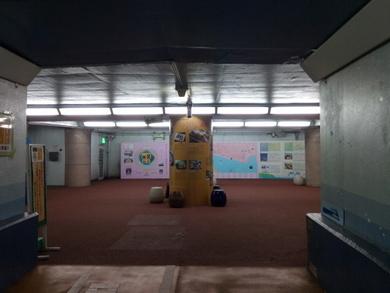 トンネル人道9
