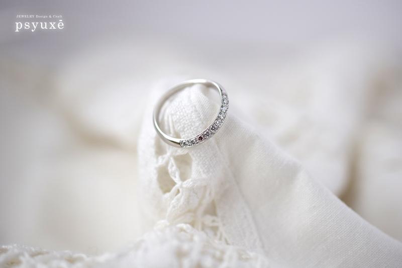 ご結婚10周年のマリッジリング