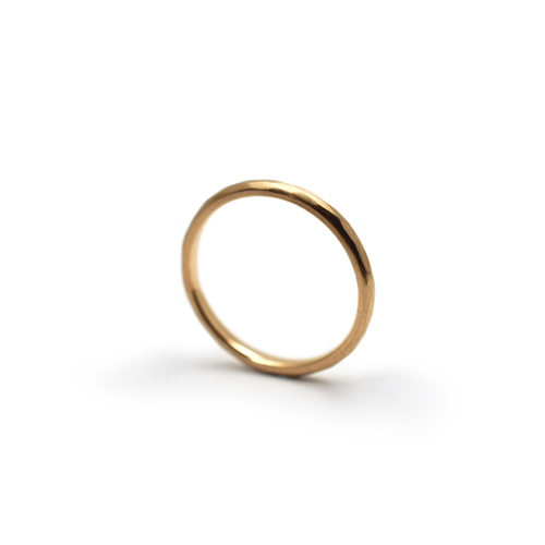 psyuxe K18PG Progress Marriage Ring