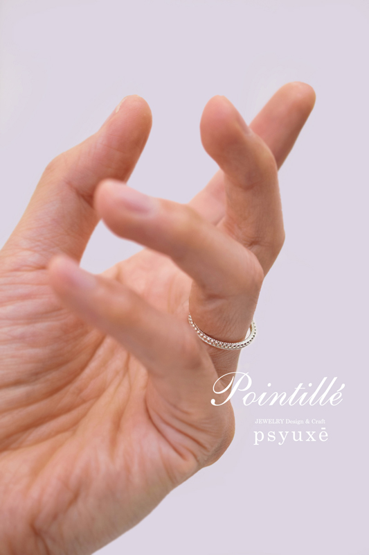 psyuxe Original Jewelry Collection 《Pointillé(ポワンティエ)�》