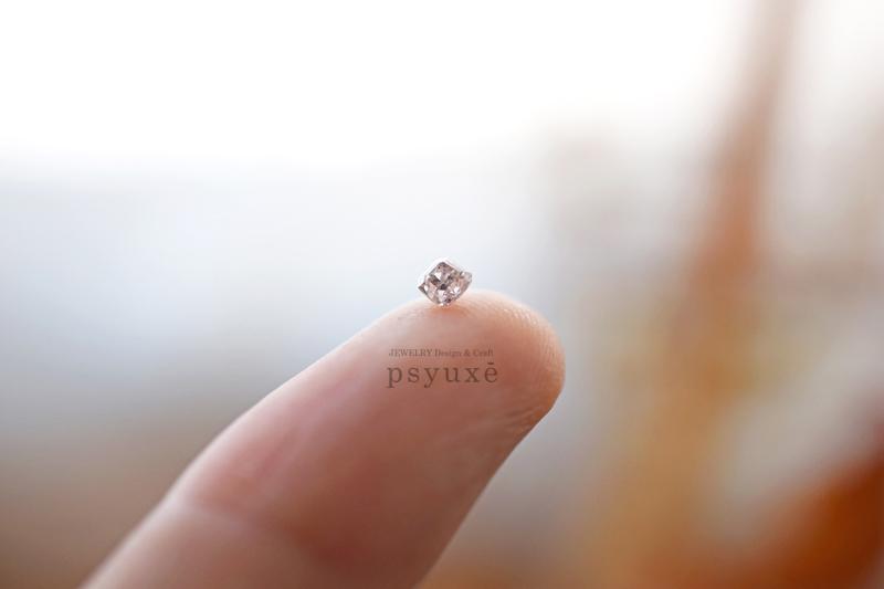 ファンシーカラー・ファンシーカットのダイアモンド