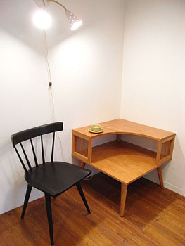 Russel Wright Mordenmates Coner Table