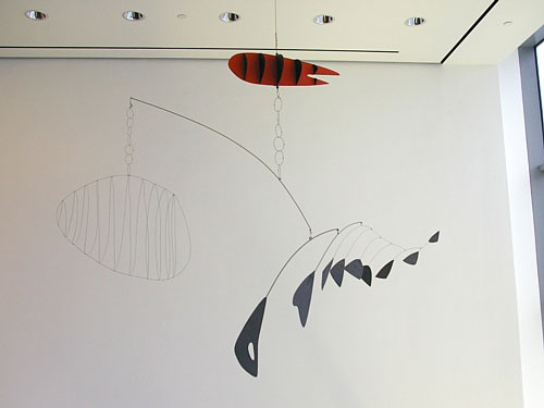 Alexander Calder:Lobster Trap and Fish Tail  1939