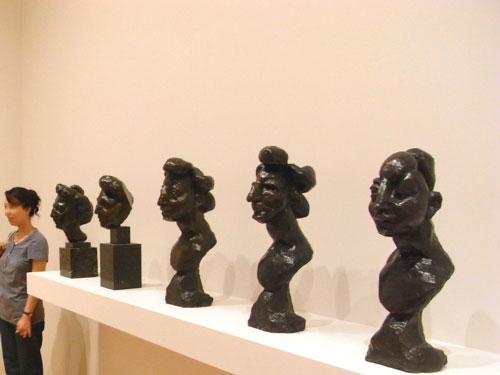 Henri Matisse:Jeannette �,�,�,�,� 1910〜11