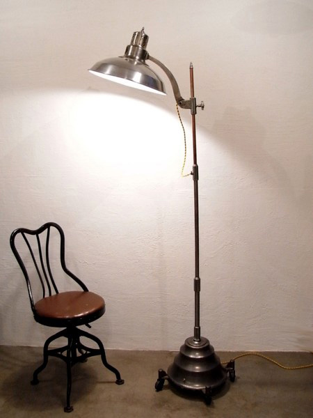 Vintage General Electric Sun Lamp