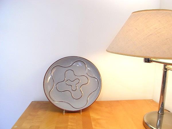 Edith Denmark Plate