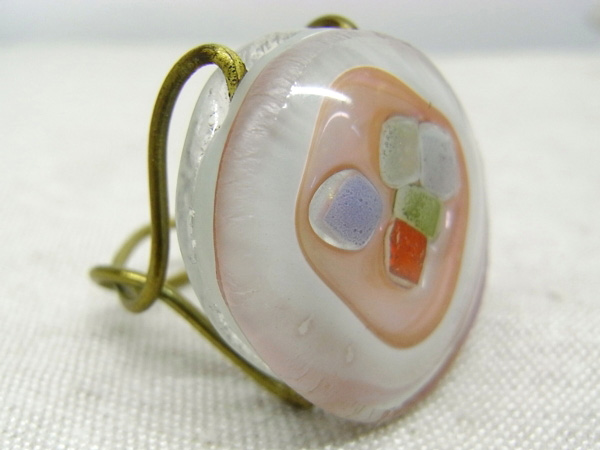 Higgins Glass Ring