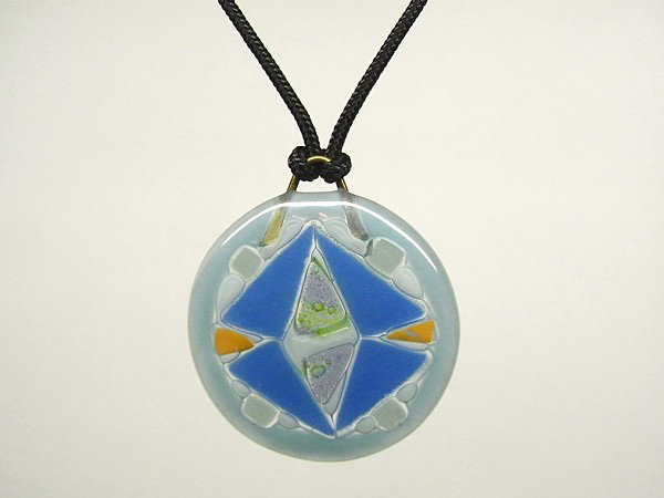 Higgins Studio Glass Pendant