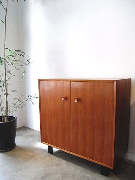 Vintage George Nelson Basic Series Cabinet #4625A