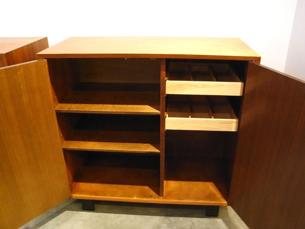 George Nelson Basic Series Cabinet #4625