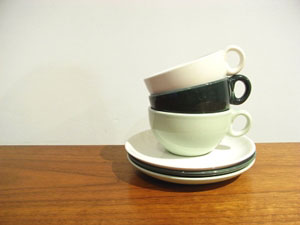 Russel Wright Iroquois Cup&Saucer