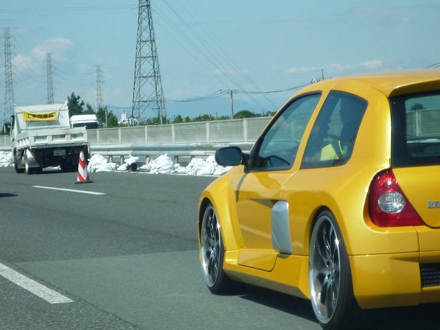 V6は速いね