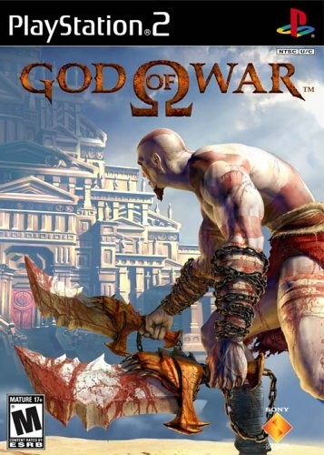 god of war PlayStation2