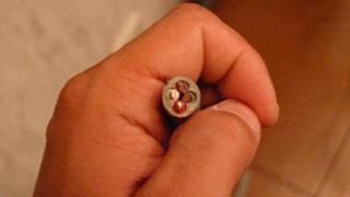 カナレ 4芯スピーカーケーブル 4S12F