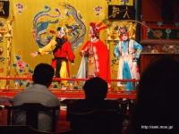 湖広会館にて北京風雷京劇団