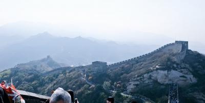 「天空の玉座」38話 万里の長城