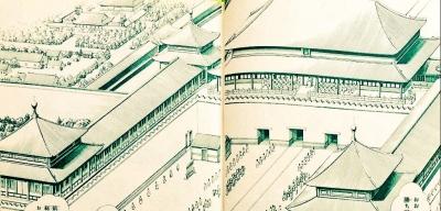 「天空の玉座」紫禁城 午門