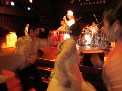 まりこちゃん結婚式2