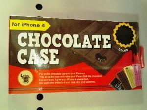 iphone用 チョコレートのカバー