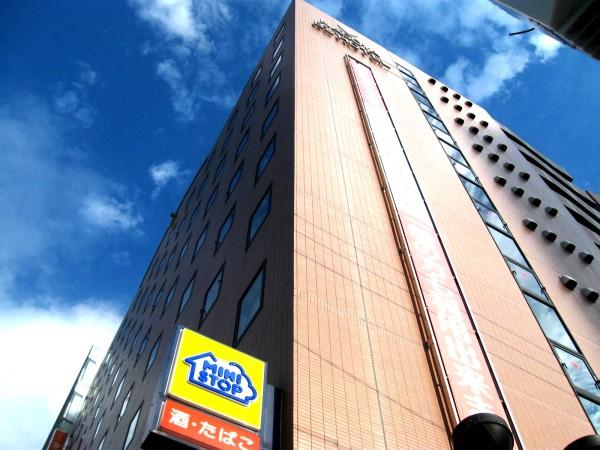 名古屋ビーズホテル外観イメージ